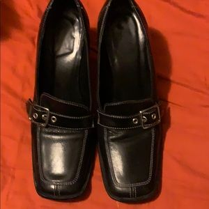 Coach loafer heels